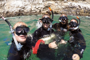 Diving in Sodwana Bay